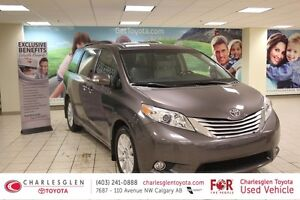 2013 Toyota Sienna Limited AWD - DVD PLAYER