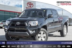 2015 Toyota Tacoma TRD Double/Cab V6 loaded with very low kilome
