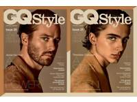 GQ STYLE MAG ISSUE 25