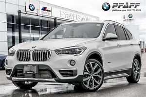 2016 BMW X1 xDrive28i Sport & Enhanced