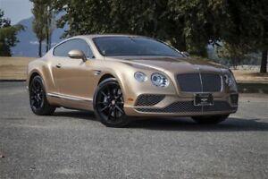 2016 Bentley Continental GT V8 *Bentley Certified Pre-Owned!