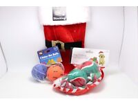 Doggy Christmas Stockings, perfect gift for a loved dog, postage available.