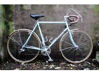 RICHMOND. 23 inch, 58.5 cm. Reynolds 531. Vintage racer racing road bike, 12 speed