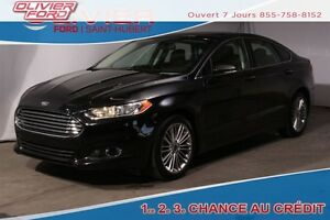 2015 Ford Fusion SE A/C CUIR TOIT NAV MAGS