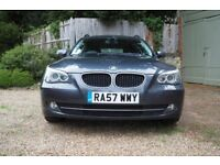 BMW 520D SE TOURING ESTATE WITH NEW 2012 ENGINE ON APPROX 40K MILEAGE