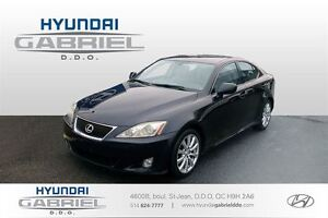 2006 Lexus IS IS250,  AUTO, A/C, SUNROOF, MAGS, POWER GROU
