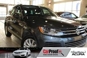 2014 Volkswagen Touareg Leather, Sunroof, Navigation, AWD, V6