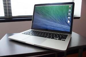 """Apple Macbook Pro 13"""" - Core i5 2.5 GHz- 8 GB RAM - 500 GB HDD - Yosemite - 2012-13 Model - A Grade Condition"""