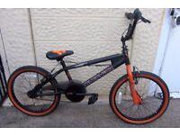 bike BMX Muddyfox Xray 20inch wheels