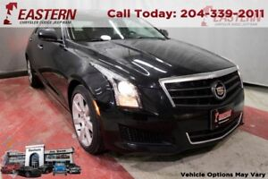 2014 Cadillac ATS 2.5L LEATHER LOADED BLUETOOTH XM