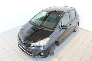 2013 Toyota Yaris SE,*MODÈLE RARE* A/C, GR ÉLEC, MAGS, BLUETOOTH West Island Greater Montréal image 6