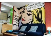 Málaga Spain Studio Apartment for holiday rentals