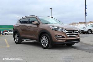 2017 Hyundai Tucson SE! AWD! LEATHER! WARRANTY!
