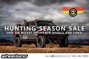 Mickey Thompson MTZ Fall Promotion ***Wheels Collection***