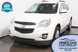 2014 Chevrolet Equinox 2LT, CUIR, CAMERA, BLUETOOTH