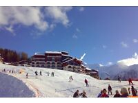Family skiing apartment. Vallandry, Paradiski - France. Early snow bargains.
