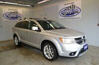 2012 Dodge Journey Crew-**SUNROOF/UCONNECT**