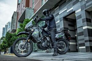 2016 Kawasaki KLR650 CAMO / 25$/sem garantie 2 ans