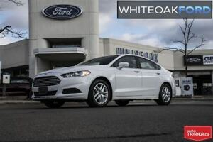 2015 Ford Fusion SE, b/u camera, 1 OWNER, REPORT CARD DONE
