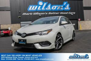 2016 Scion iM HATCHBACK! REAR CAMERA! BLUETOOTH! POWER PACKAGE!