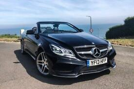 Mercedes Benz E 220 Cdi Cabriolet AMG Sport 7G Tronic