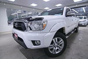 2014 Toyota Tacoma LIMITED, AWD, NAV, ROOF, LEATHER, ONE OWNER,