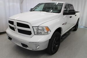 2016 Ram 1500 SLT*CAMÉRA, GPS, BLUETOOTH, HITCH, A/C*