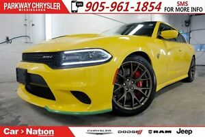 2017 Dodge Charger SRT HELLCAT | YELLOW JACKET| BRASS MONKEY| 70