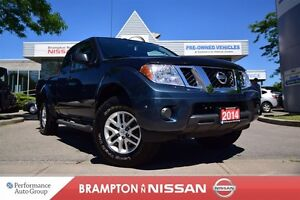 2014 Nissan Frontier SV *Bluetooth,AWD,Alloy wheels*