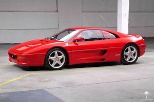 1995 Ferrari F355 Berlinetta - 6 Speed Manual