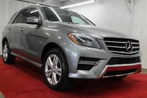 2012 Mercedes-Benz M-Class ML 350 BlueTEC * CAMÉRA RECUL, GPS