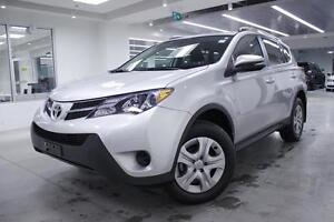 2015 Toyota RAV4 LE, BACK UP CAM, RHT ORIGINAL, NO ACCIDENT, ONE