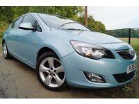 Vauxhall Astra SRI new shape. Full Service Full M.O.T