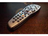 Sky+ HD9 Remote