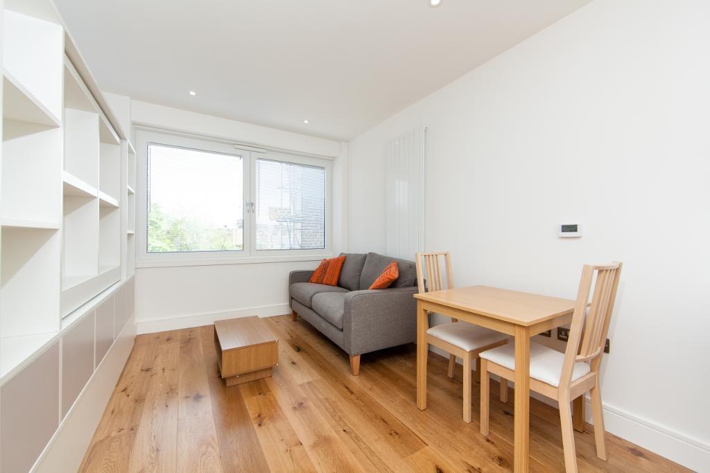 Studio flat in Riverdale House, 68 Molesworth Street, Lewisham SE13