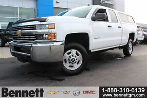 2015 Chevrolet SILVERADO 2500HD 1LT - 6.0L V8, Bluetooth, and Cr