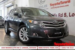 2014 Toyota Venza ALL WHEEL DRIVE PREMIUM PACKAGE LEATHER MOONRO
