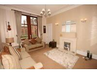 Stunning 2 Bedroom West End Fully Furnished Flat Overlooking Kelvingrove Art Galleries - £995 G38AN