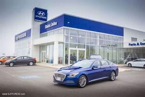 2016 Hyundai Genesis Sedan! LEATHER! NAV! AWD! WARRANTY!