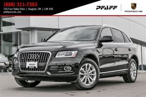 2014 Audi Q5 2.0 8sp Tiptronic Technik Quattro
