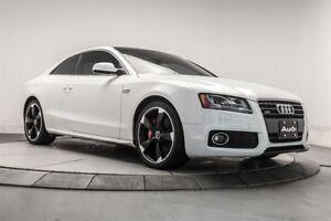 2011 Audi A5 **S-LINE, PRÉMIUM, TRÈS PROPRE, **