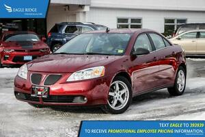 2009 Pontiac G6 GT Heated Seats and Air Conditioning