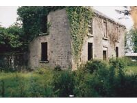 Development Opportunity: 2 Storey Original Stone House on c. 1 acre of land, Co. Roscommon, Ireland