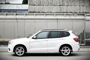 2014 BMW X3 M-Sport