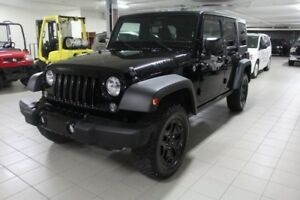 2015 Jeep Wrangler UNLIMITED WILLYS 4X4