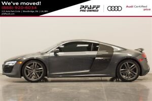 2014 Audi R8 5.2 7sp S tronic Cpe (Sold Orders Only)