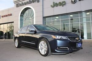 2014 Chevrolet Impala LTZ *LEATHER/NAV*