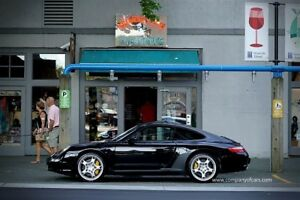 2005 Porsche 911 Carrera S Launch Edition