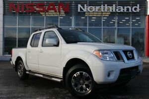 2014 Nissan Frontier PRO-4X/Leather/Bed-Liner/4X4