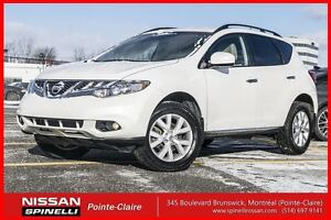 2013 Nissan Murano S AWD COMME NEUF/CERTIFIÉ
